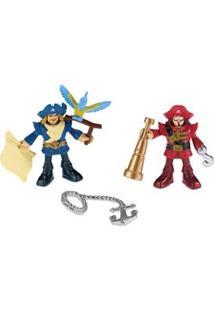 Imaginext Mattel Pirata Básico - Piratas