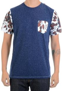 Camiseta Hurley Plantas Da - Masculino
