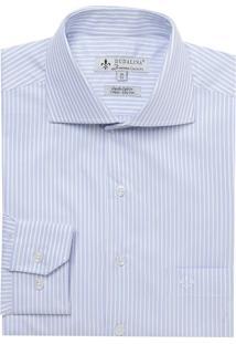 Camisa Ml Luxury Ft Listrada (Listrado 2, 46)