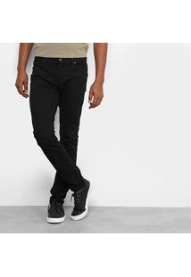 Calça Slim Redley Color Elastano Masculina - Masculino