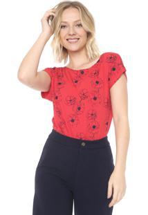 95dca2a44 Blusa Estampada Floral Mercatto feminina | Gostei e agora?
