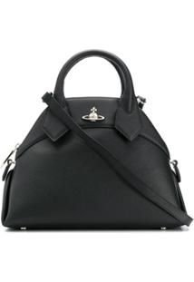Vivienne Westwood Windsor Small Handbag - Preto