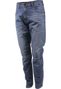Calça Jeans Hurley - Masculino-Azul