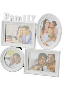 Porta Retrato Family - Prestige - Branco