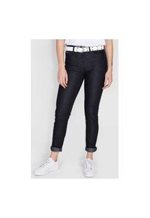 Calça Jeans Tommy Jeans Skinny Lisa Azul-Marinho