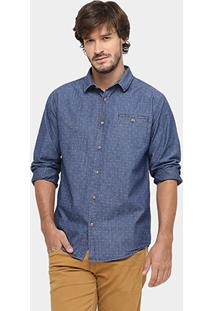 Camisa Sommer - Masculino-Jeans
