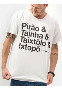 Camiseta Clothis Pirão Estonada Masculina - Masculino