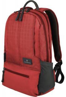 Mochila P/Laptop Nylon Vermelha Altmont Victorinox Ref.32388303 Vermelho