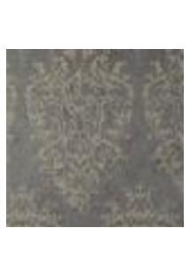 Papel De Parede Adesivo Decoração 53X10Cm Cinza -W17536