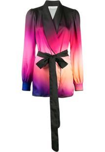 Mary Katrantzou Ombre Print Jacket - Rosa