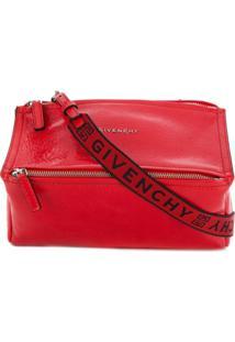 Givenchy Bolsa Transversal 4G Pandora Mini - Vermelho