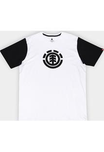 Camiseta Element Skate Block Masculina - Masculino