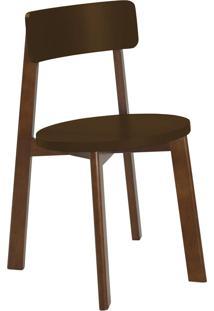 Cadeira Lina 75 Cm 941 Cacau/Marrom Escuro - Maxima