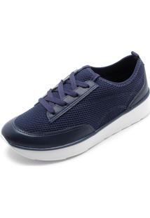d5c327f34 Tênis Azul Comfortflex feminino   Gostei e agora?