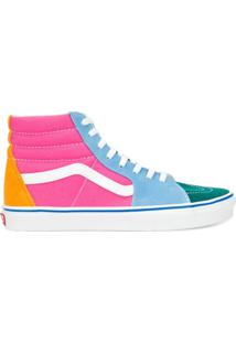 Vans Hi-Top Skate Sneakers - Estampado