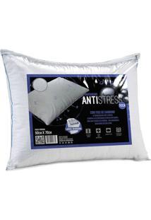 Travesseiro Antistress- Branco- 10X70X50Cmaltenburg