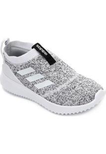 Tênis Adidas Ultimafusion Sem Cadarço Feminino - Feminino-Branco+Preto
