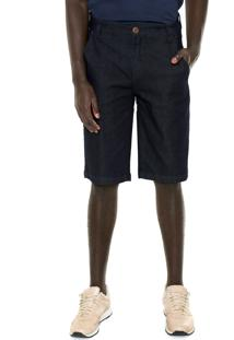 Bermuda Jeans Hering Lisa Azul