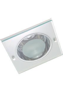 Luminária De Embutir Startec 14,5Cm X 14,5Cm X 21Cm Branco