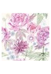 Papel De Parede Adesivo - Flores - 138Ppf