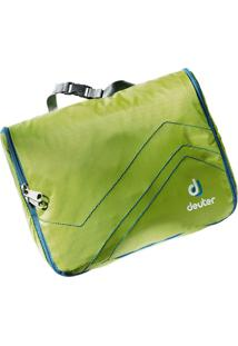 Bolsa Necessaire Wash Center Lite I Deuter Verde