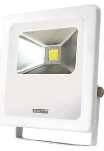 Refletor Para Lâmpada Tr Led 30W 3000K Branco Taschibra