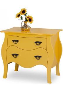 Cômoda Barcelona - Amarelo - Tommy Design