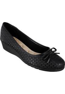 Sapato Anabelado Moleca 61522017