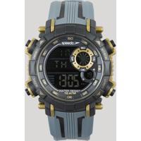 9df94fb05d6 Relógio Digital Speedo Masculino - 80596G0Evnp3 Preto - Único