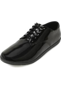 Sapato Oxford Sense By Alexia Fernanda An18-Am1902 Preto
