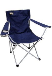 Cadeira Alvorada Desmontável Azul - Nautika 290380