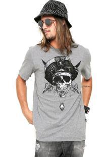 Camiseta Mcd Dark Pirate Cinza