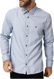 Camisa Manga Longa Masculina - Masculino