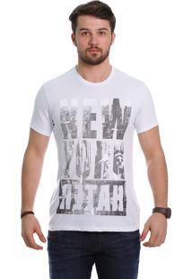 Camiseta Javali Branca Hater