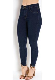 Calça Jeans Skinny Básica Sawary