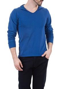 Camiseta Colombo Com Capuz - Masculino
