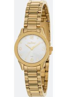 Relógio Feminino Condor Co2035Koz/4K Analógico 5Atm