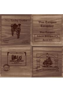 Papel De Parede 10M Vinílico Tl-70501 Trevalla