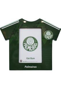Porta Retrato Minas De Presentes Camisa Futebol Foto 10X15Cm - Palmeiras Vede