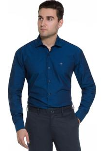 Camisa Hugo Rossi Maquinetado - Masculino