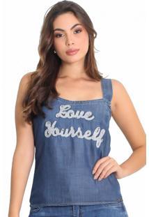 Regata Zayon Love Yourself Azul