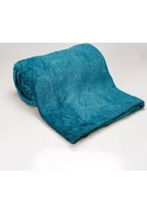 Cobertor Queen 2,20X2,40M Patrícia Foster Pinho