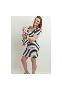 Vestido Sofia Tal Mãe Tal Filha (M E 2 Anos)