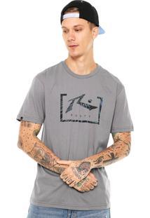 Camiseta Rusty Palm Cinza