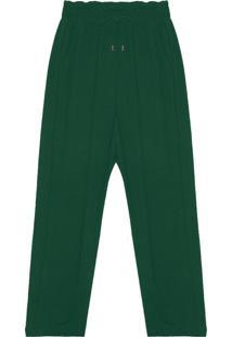 Calça Feminina Molecotton Verde