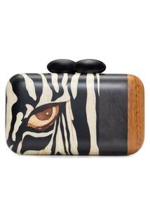 Clutch Feminina Zebra - Animal Print