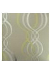 Papel De Parede Vinílico Bright Wall 980602 Com Estampa Contendo Listrado, Moderno
