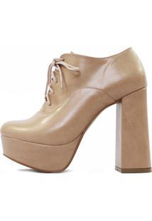 Bota Lizy Damannu Shoes Nude