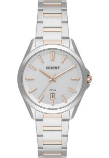 Relógio Orient Aço Prata - Ftss1140-S1Sr