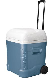 Cooler Ice Cube Maxcold 70 Qt / 66 Litros Roller - Igloo